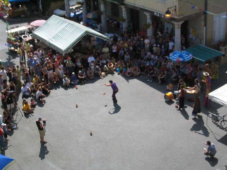 """Fil a mesure"" Festival Répercussion 2005"