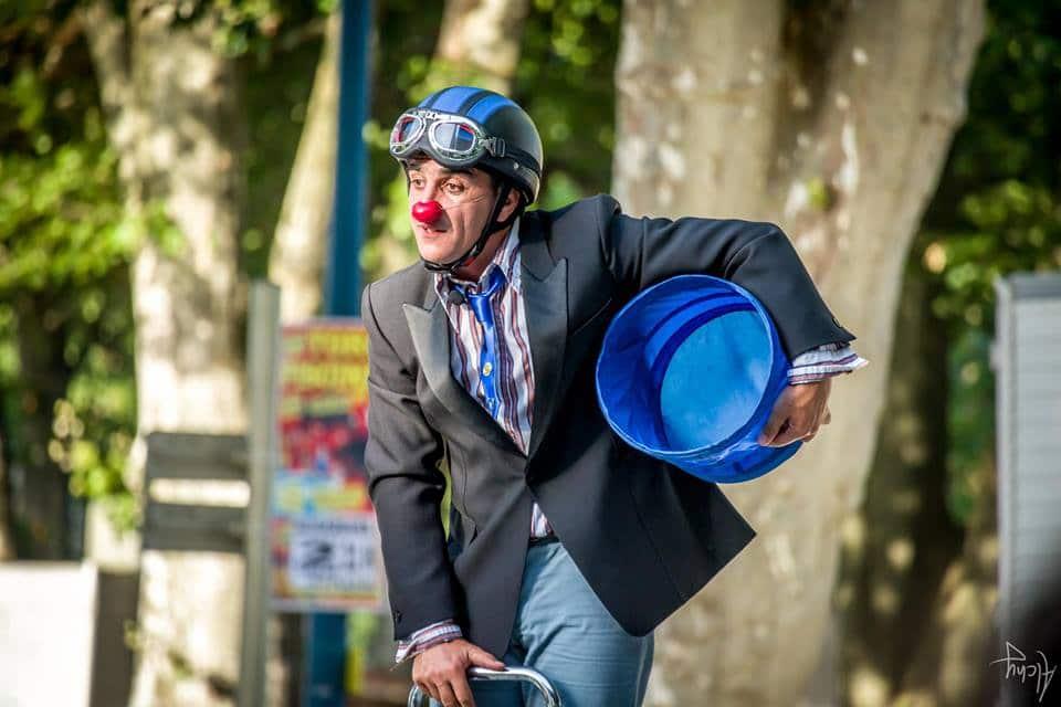 """Clown&Jonglerie """"Russule&Boulon"""""""