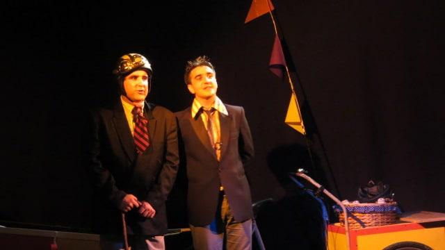 """Clowns""""Russule&Boulon"""" La chèvrerie"""